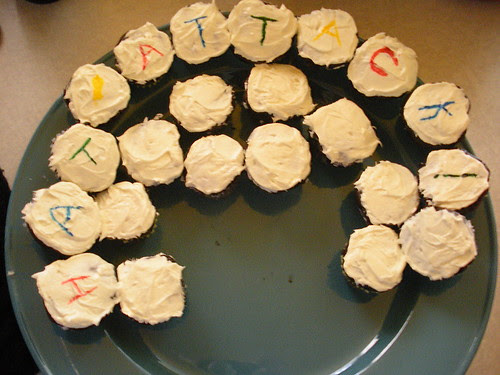 HA cupcakes