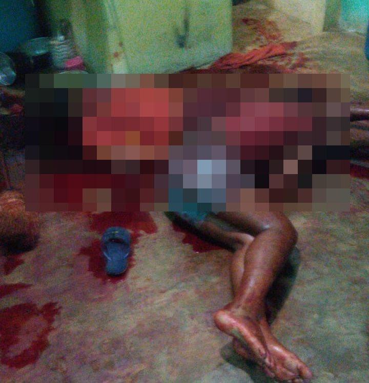 Durante bebedeira, casal se esfaqueia e morre na cidade de Traipu
