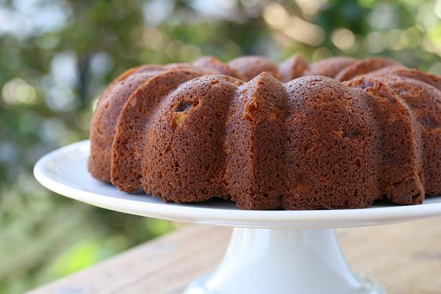 Brown Sugar Bundt Cake - Tuesdays with Dorie