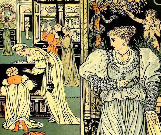 Symbols and Meanings in the Story of Bluebeard