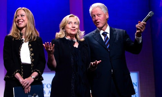 Contrasting The Clinton Foundation and Clinton Family Foundation