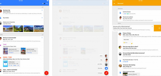 Google's Inbox by Gmail hits the iPad