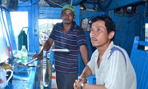 ngư dân, tàu cá, TQ, giàn khoan, Hải Dương 981