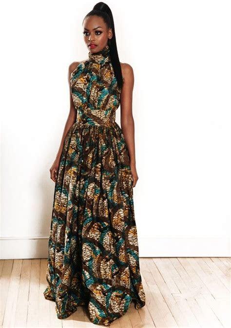 Modern Kitenge Dresses  30 New African Kitenge Designs 2018