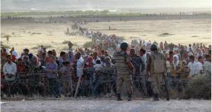 כורדים בגבול הטורקי