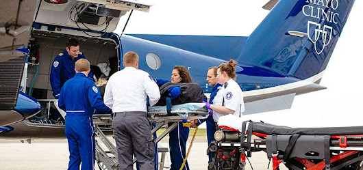 Mayo Clinic Enhances Medical Transportation Fleet With Fixed-Wing Capability