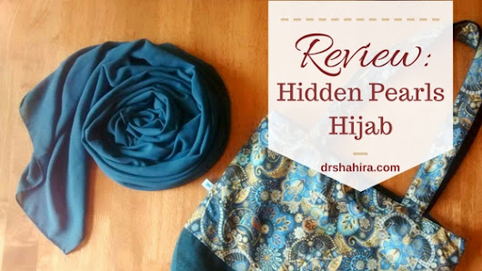 Review : Hidden Pearls Hijab