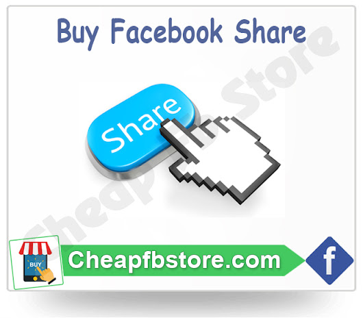 Facebook Post/Photo Share - Cheap FB Store