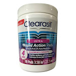 Clearsil Ultra Rapid Action Pads, 90 ea