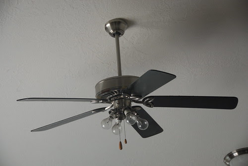 painting and updating fan