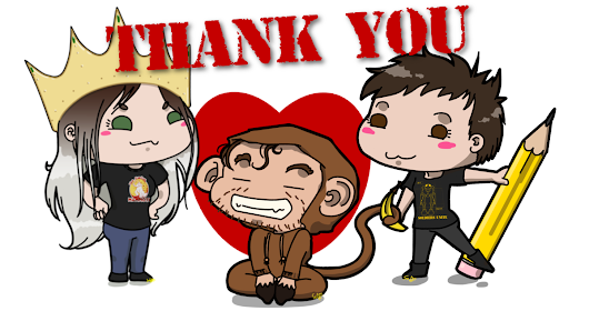 The Gaming Mammoth collected $1715, and that deserves a Thank You!