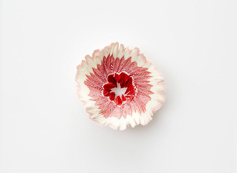 haruka-misawa-paper-flower-pencil-shavings-designboom-02
