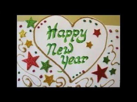 New Year Handmade Cards Ideas Fairyvaultradioco