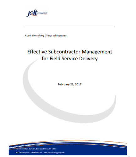 The Ultimate Guide to Optimizing Field Service Management