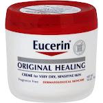 Eucerin Original Healing Soothing Repair Creme - 16 oz jar