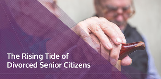 The Rising Tide of Divorced Senior Citizens | Brookman Solicitors