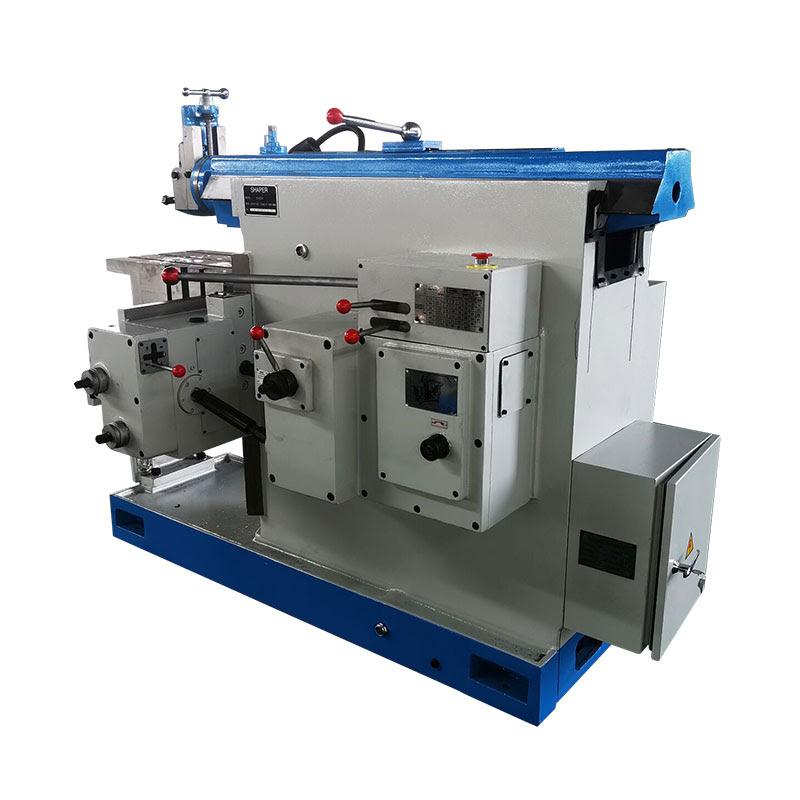 BC6066 Horizontal Metal Planner Shaper machine for metal