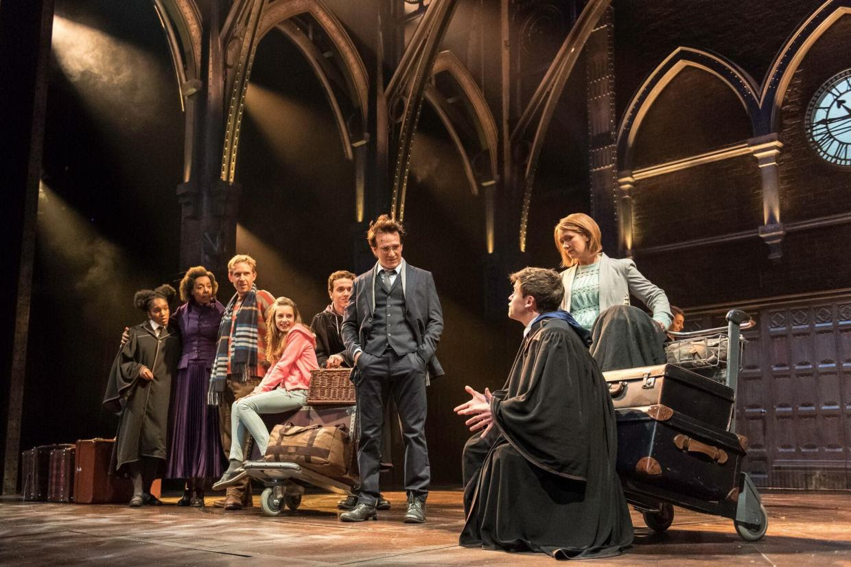 Resultado de imagen de harry potter and the cursed child