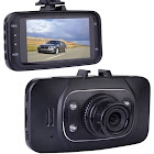 Automotive 1080p HD Dash Cam with Night Vision, 2.7 LCD Screen &