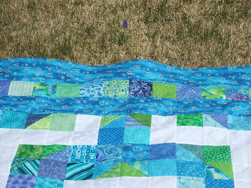 Water Quilt 004