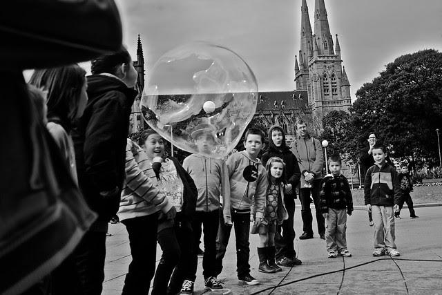 soap bubble man 5