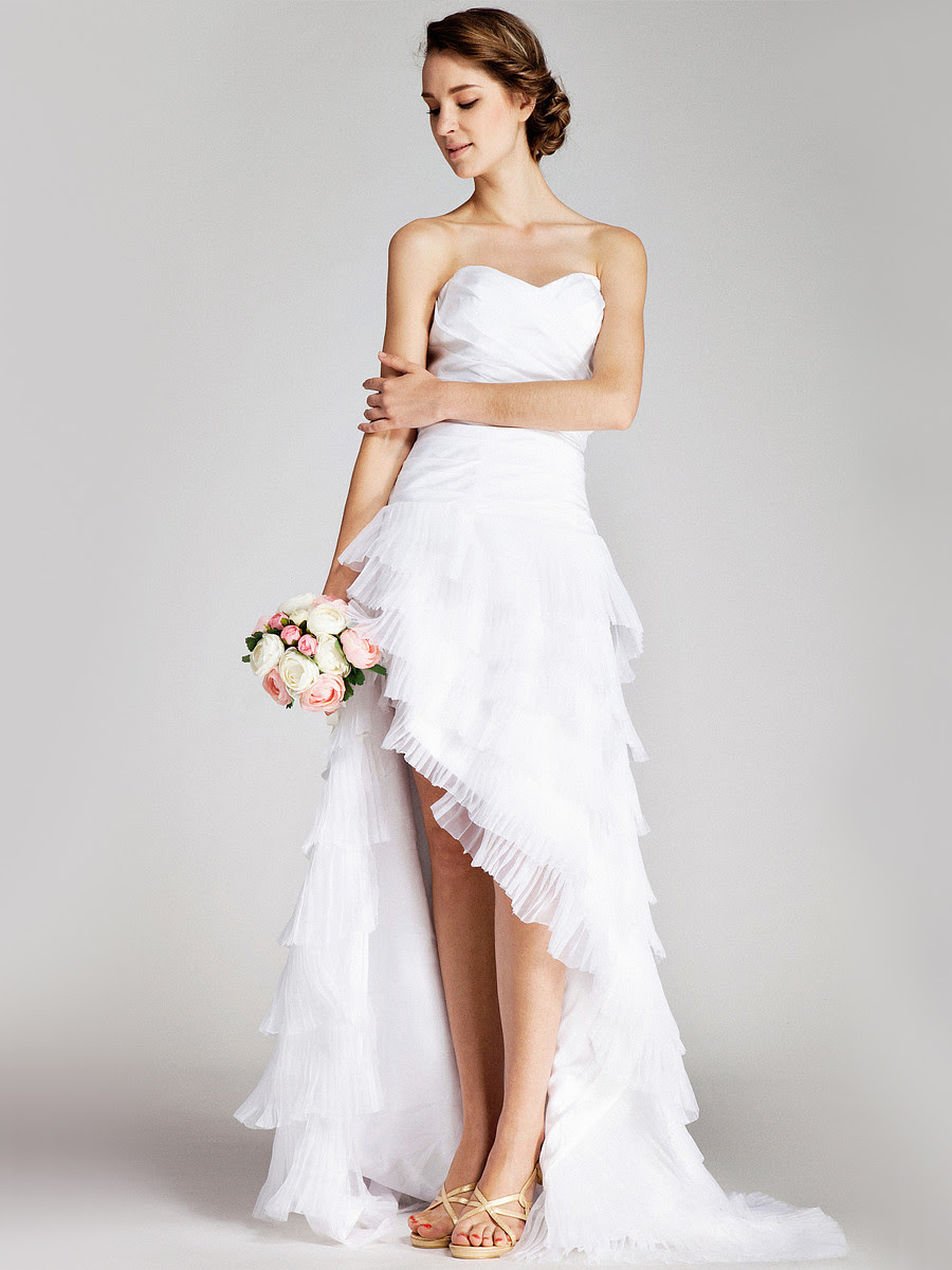 20 Amazing Short Wedding Dresses