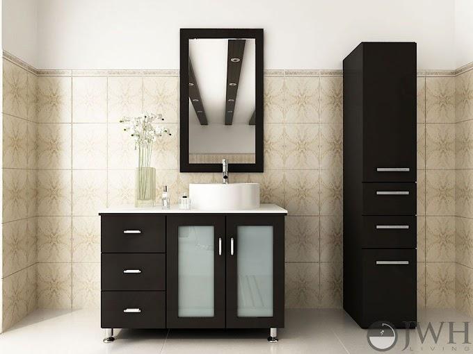 Beautiful Bathroom Vanity Ideas Single Sink wallpaper