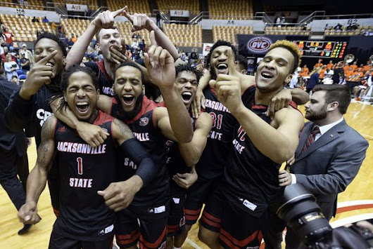 Jacksonville State will face Louisville in first round of NCAA Tournament