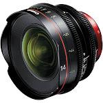 Canon CN-E 14mm T3.1 L F Cinema Prime Lens EF Mount