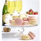 Dana's Bakery Champagne & Strawberries Macarons