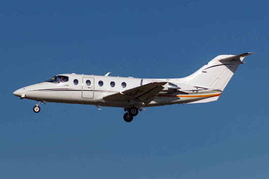The Hawker 400XP: Going strong since 1985