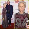 Helen Mirren Says 2018 Golden Globes was Night the Award Ceremony 'Grew Up'! Helen Mirren happily poses...