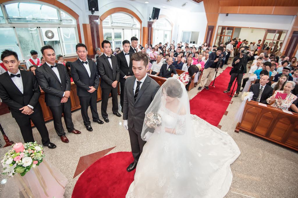 101雲林馬光教堂婚攝