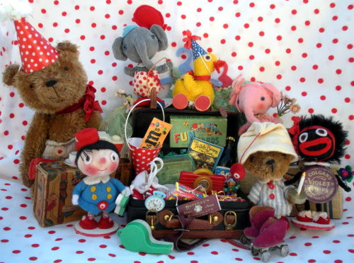 Hello…With just one week away from our London Trip we are all running around in circles trying to get organized.  Ella-Bella Gumdrop is compiling a checklist of articles we must pack in our overstuffed suitcases. I am not quite sure that she has received the memo regarding all of the new flight restrictions. Here is the list so far: whistles…an efficient way to communicate, considering they don't have cell phones party hats…no explanation necessary a dependable clock…to insure promptness for our visit to Buckingham Palace roller skates…in case we have a Prince Harry sighting and we need to give speedy chase radio…to practice snappy dance routines at the hotel camera…once again…Prince Harry sightings and on and on and on! Have putting it a ll together fun, Jody