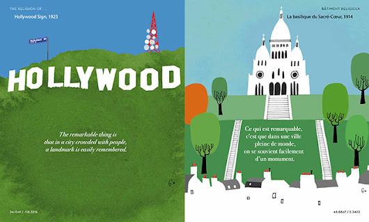 Why LA? Pourquoi Paris? Takes Readers on an Illustrated Journey from the City of Stars to the City of Light | Vancouverscape