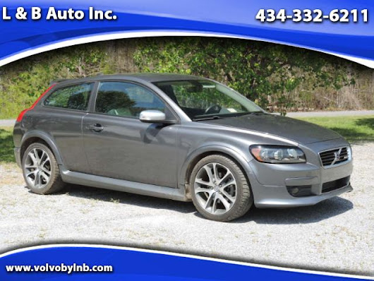 Used 2008 Volvo C30 T5 R-Design for Sale in Rustburg VA 24588 L & B Auto Inc.