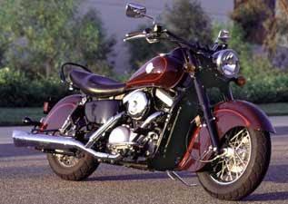 Mondays Motorcycle Kawasaki Vulcan 1500 Drifter Mad Ogre