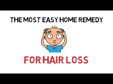 The best hair loss home remedy in urdu
