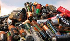 Reglas importantes para reciclar pilas