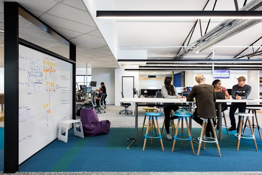 MYOB Offices – Melbourne
