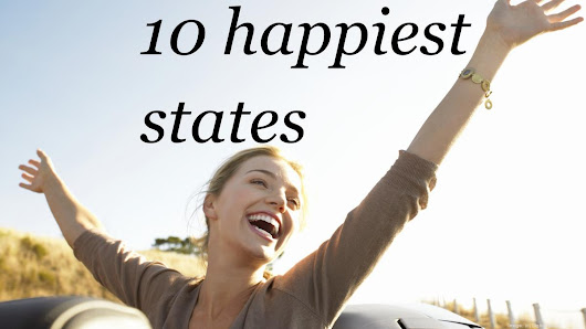 Colorado's among the top 10 states for happiness (Slideshow) - Denver Business Journal