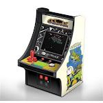 DreamGear DG-DGUNL-3223 6 in. Collectible Retro Galaxian Micro Play