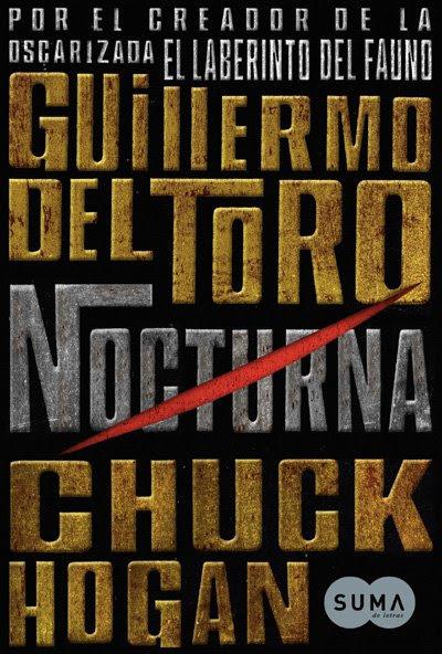 Nocturna - Guillermo del Toro y Chuck Hogan