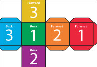 Dice and Spinner Templates   Editable Dice and Spinners   Free ...