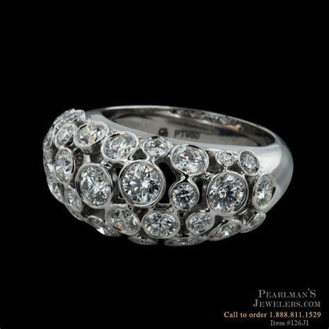Gumuchian Platinum Ring By Gumuchian