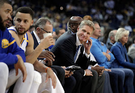 Scott Ostler: One-on-one with Warriors coach Steve Kerr