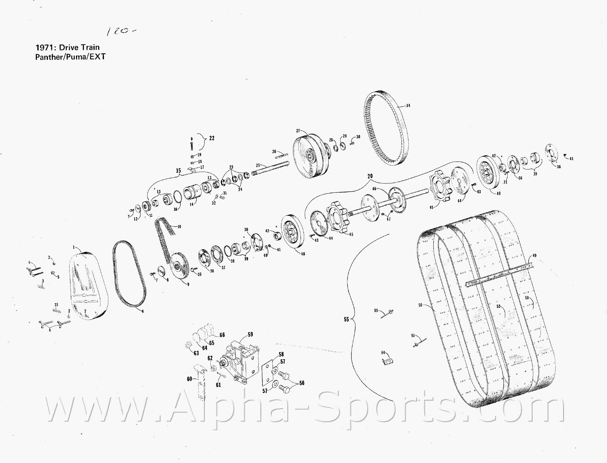 28d76a 03 Arctic Cat Pantera Wiring Diagrams Wiring Resources