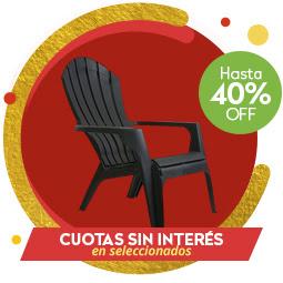 HASTA 30%OFF Y CUOTAS SIN INTERÉS EN SELECCIONADOS