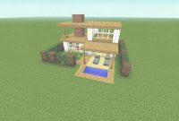 Fabulous Awesome Minecraft Small Wooden House Best House Design Minecraft Throughout Minecraft Small Cool Houses Ideas House Generation