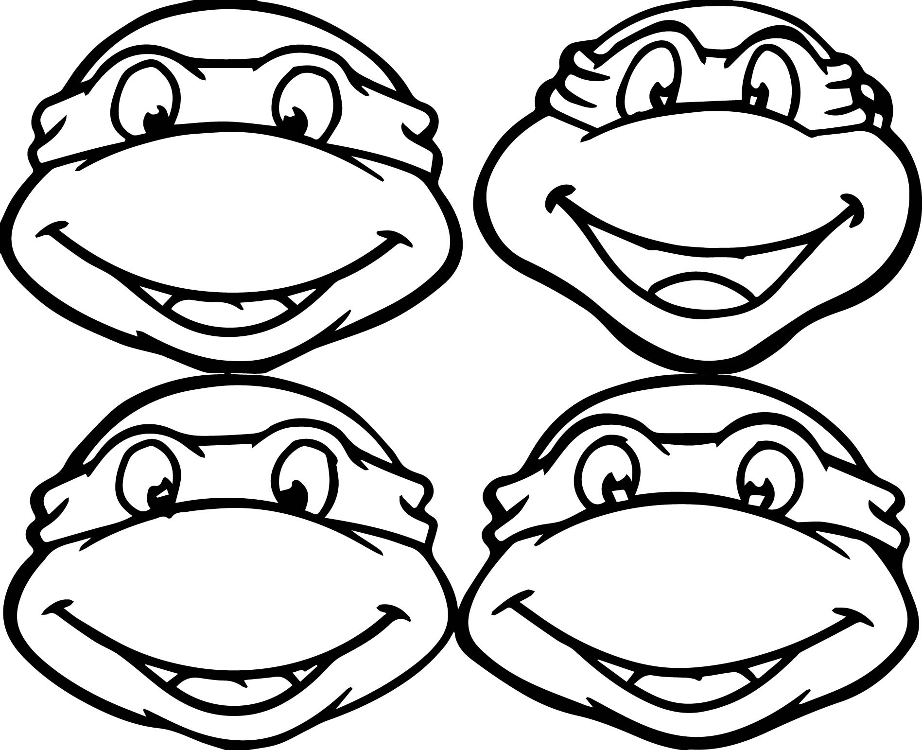 Teenage Mutant Ninja Turtles Coloring Pages Wecoloringpage Com Coloring Pages